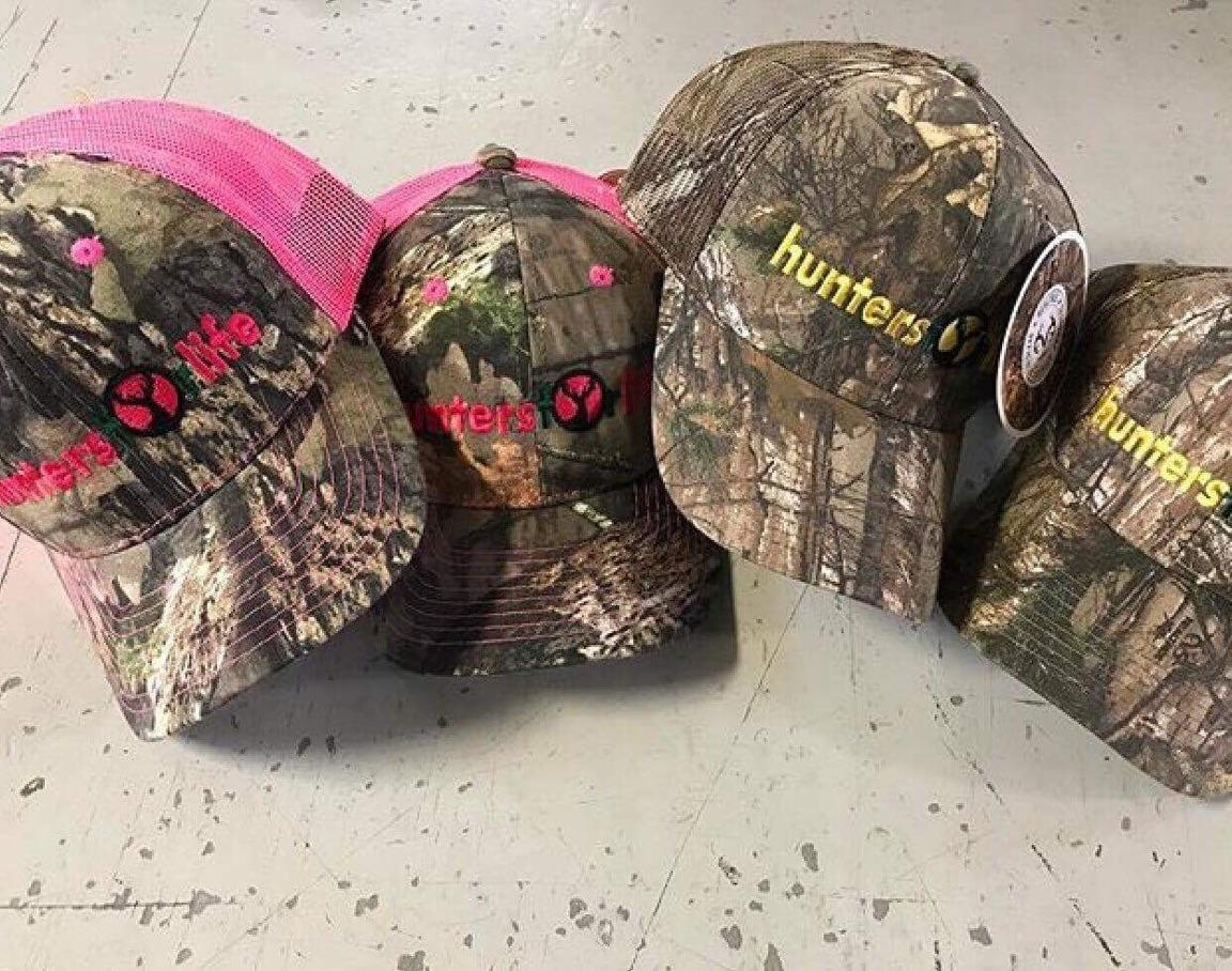 Hunters Camo Hat